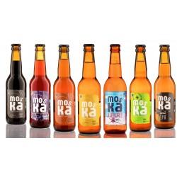Caixa variada 12 cerveses...